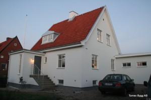 Tillbyggnad - Helsingborg, Per Eskils Gata 35
